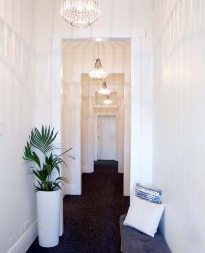 The Sanctuary Entry Hallway